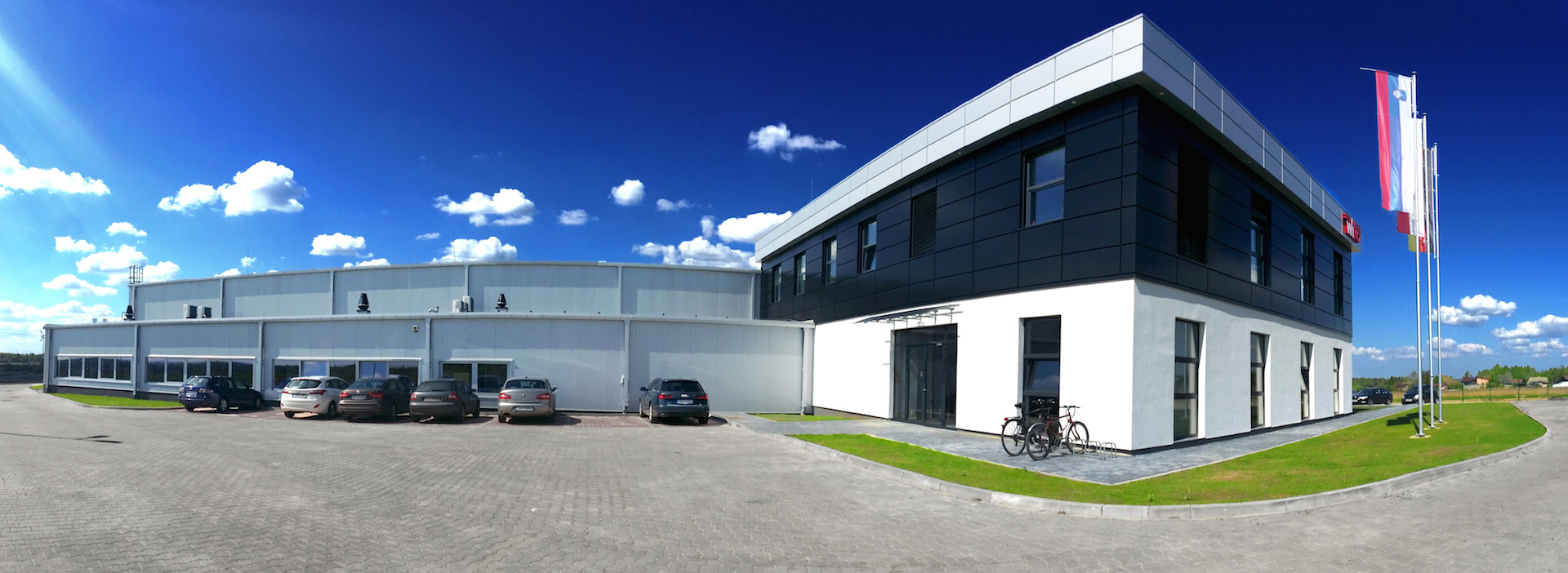 Kamiński - Budownictwo. Generalne wykonawstwo, kompleksowa realizacja obiektów budowlanych, budowa hali, wykonawca hali.