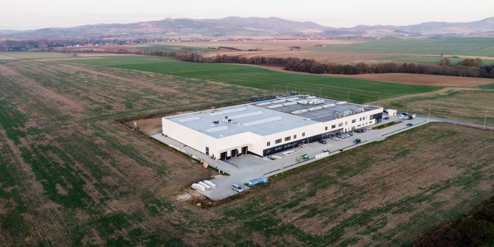 Kamiński Budownictwo - Rozbudowa hali produkcyjno-magazynowej Wessel-Werk