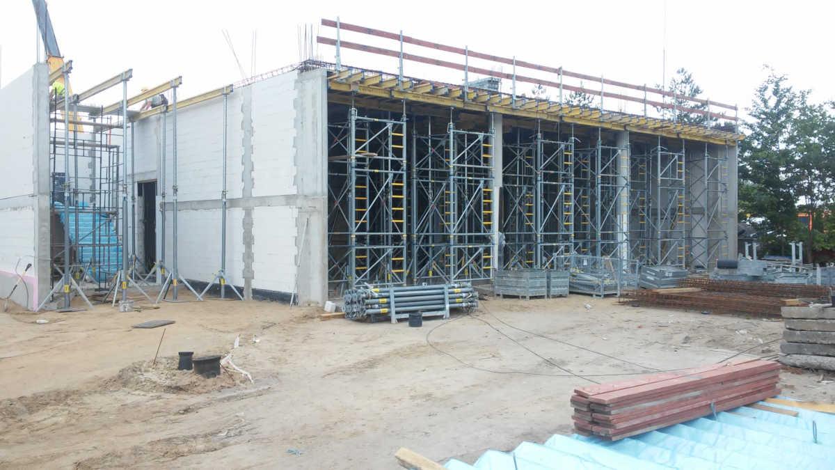 Budowa budynku produkcyjno-magazynowego we Wrocławiu