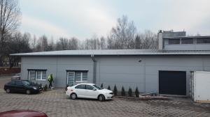 Kamiński generalne wykonawstwo - obiekty biurowo-magazynowe. Admitex Sosnowiec. Generalny wykonawca obiektów kubaturowych Sosnowiec.