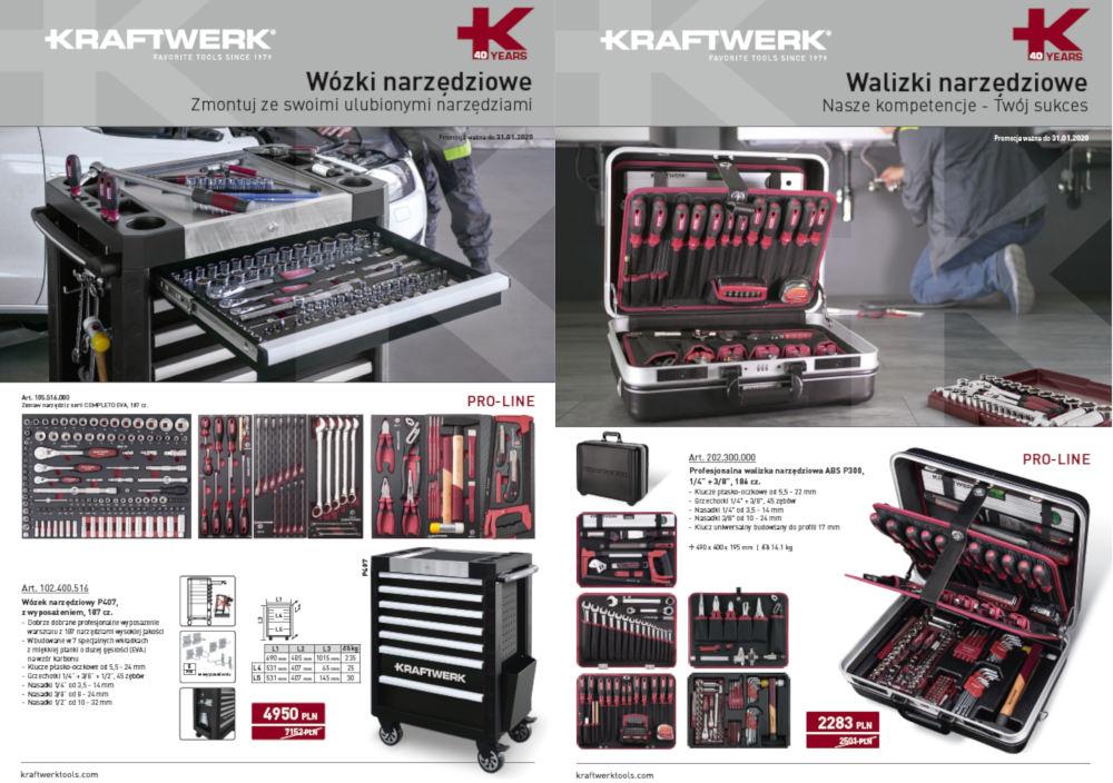 Promocja z okazji 40-lecia firmy Kraftwerk