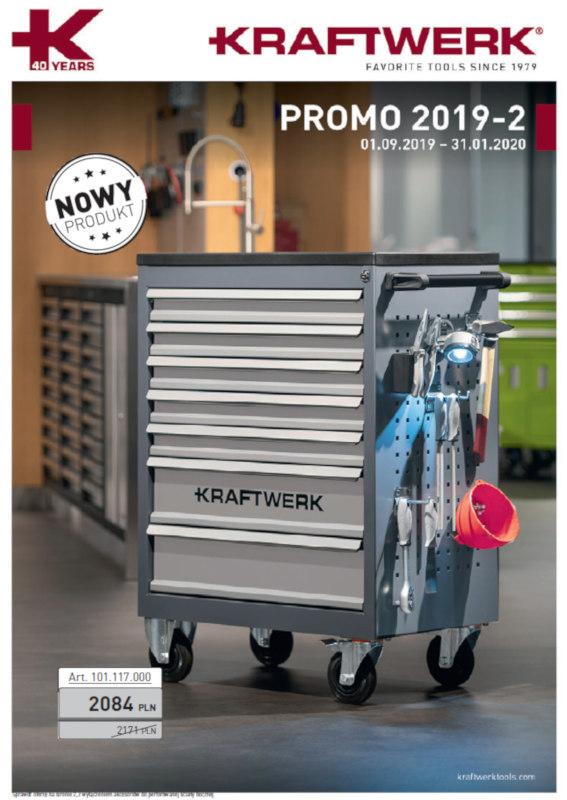 Promocja Kraftwerk 2019-2