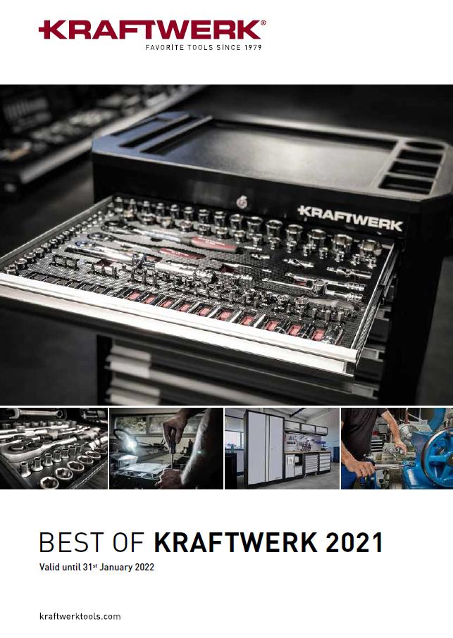 Promocja Best of Kraftwerk 2021