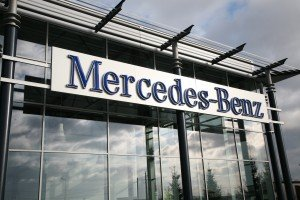 Generalne wykonawstwo - budowa salonu samochodowego Mercedes/Citroën - Referencje Mercedes Benz