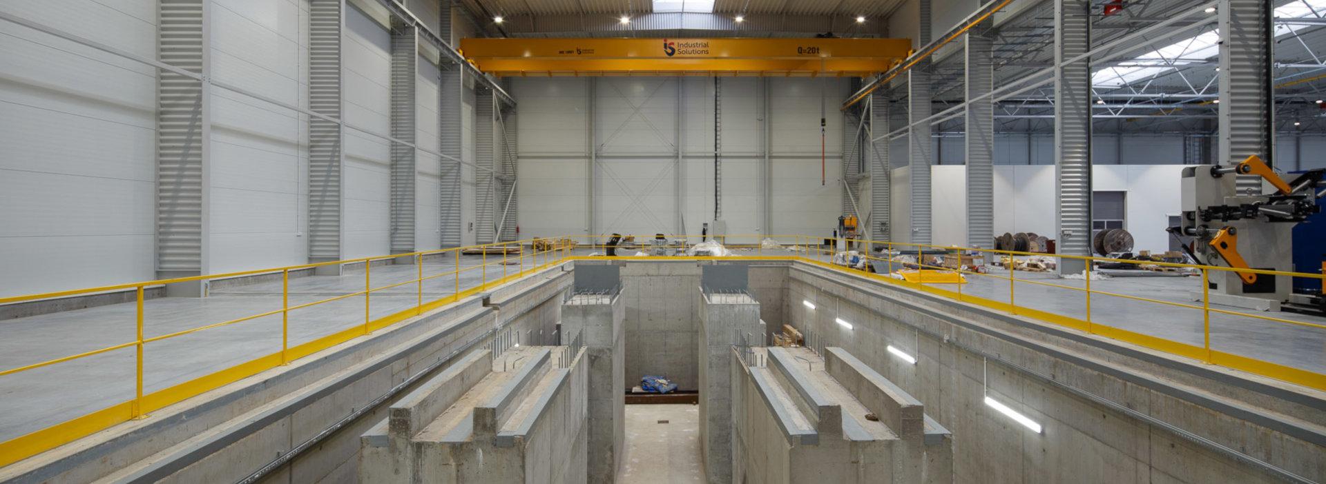 Kamiński - Budownictwo. Budowa hal produkcyjnych, Budowa hal przemysłowych, Budowa hal magazynowych, Wykonanie hali